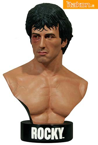 Link a Rocky Life-Size Bust 11 di Hollywood Collectibles (1)