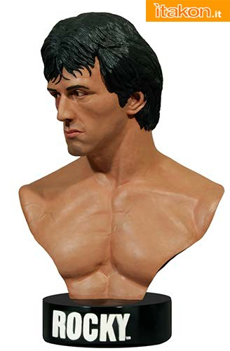 Link a Rocky Life-Size Bust 11 di Hollywood Collectibles (2)