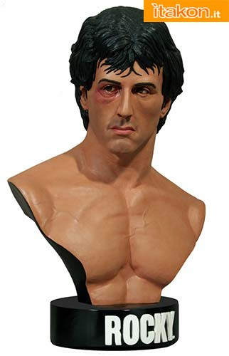 Link a Rocky Life-Size Bust 11 di Hollywood Collectibles (3)