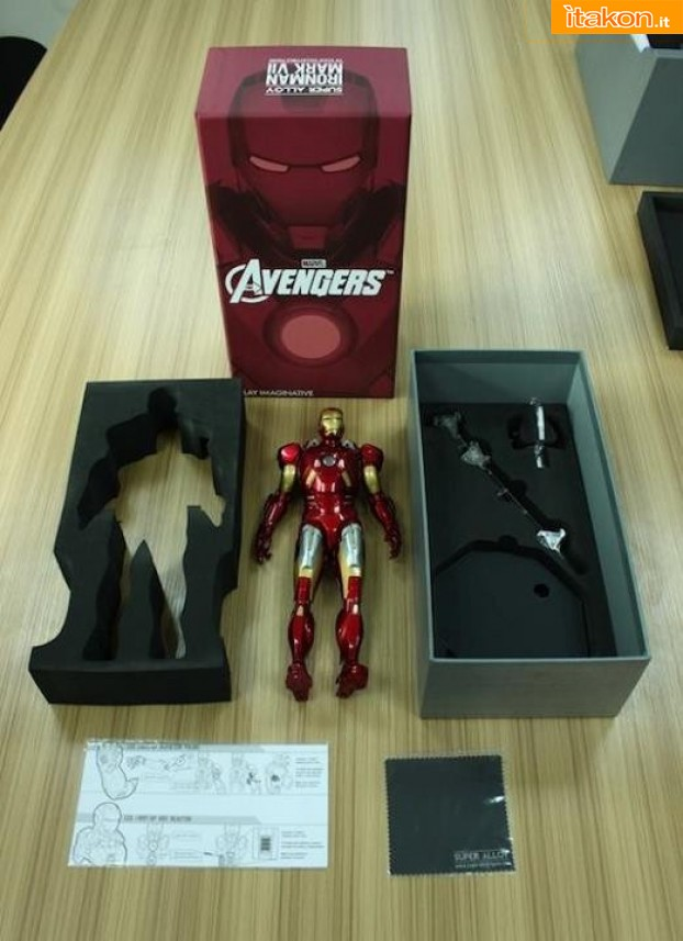 Link a Super Alloy Iron Man Mark VII 16 (12)