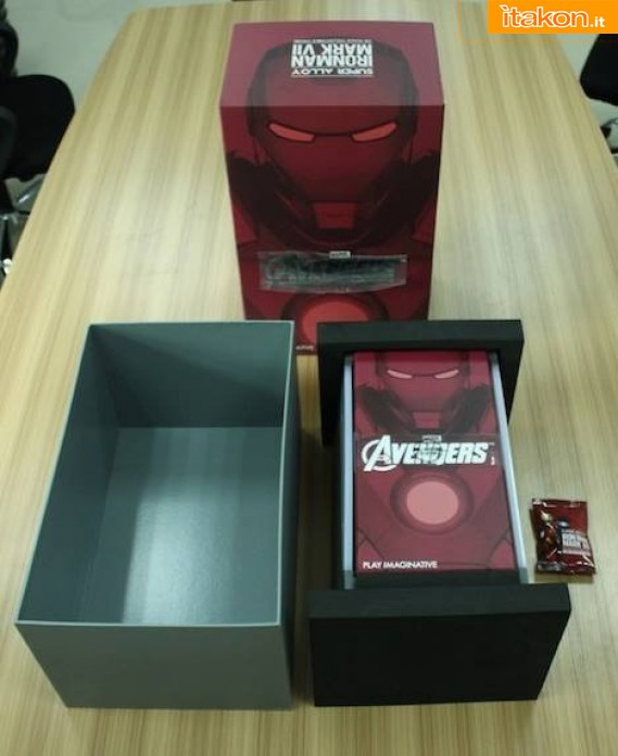 Link a Super Alloy Iron Man Mark VII 16 (6)
