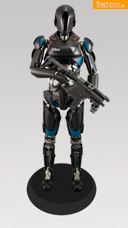 Link a Total Recall Life-Size Synth statue 11 di Hollywood Collectibles (7)