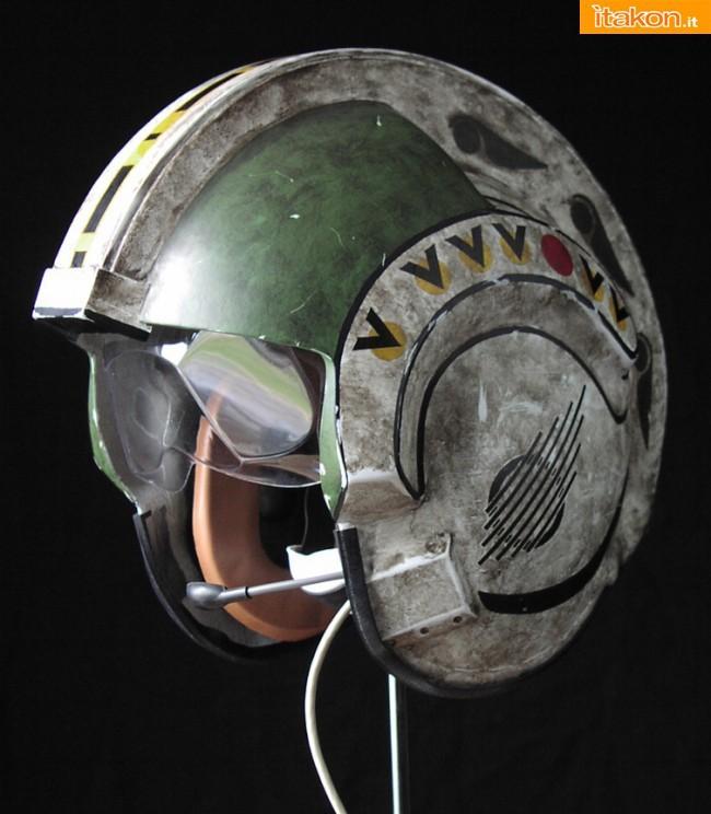 Star Wars: Wedge Antilles X-Wing Hemet Prop Replica di eFX Collectibles - Info Preordini