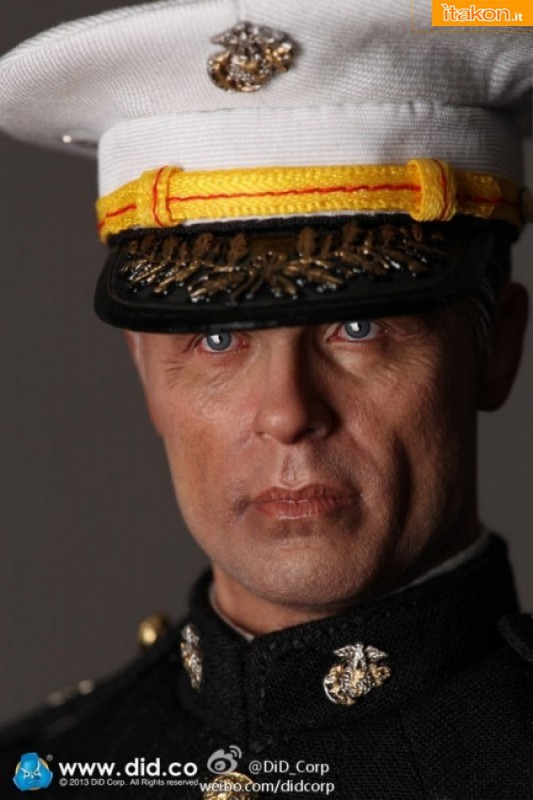 The Rock: Generale Francis X. Hummel 1/6 scale di DID Corporation