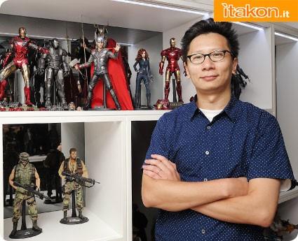 Howard Chan Hot Toys