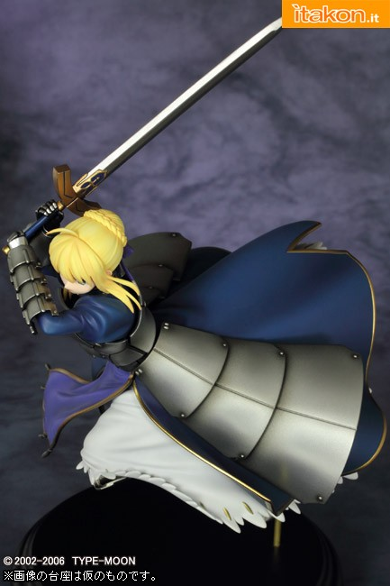 Link a saber – fate stay night – griffon enterprises 12
