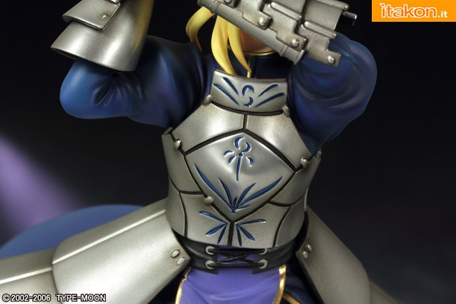 Link a saber – fate stay night – griffon enterprises 13