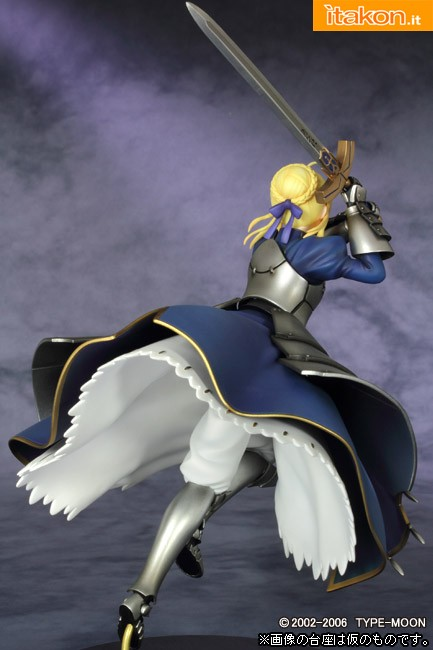 Link a saber – fate stay night – griffon enterprises 3
