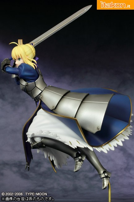 Link a saber – fate stay night – griffon enterprises 5
