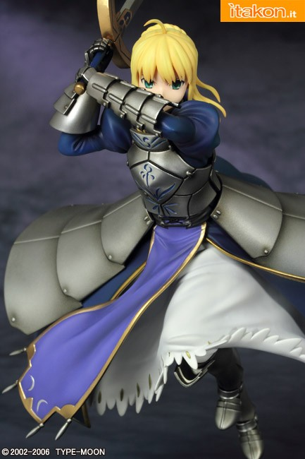 Link a saber – fate stay night – griffon enterprises 8