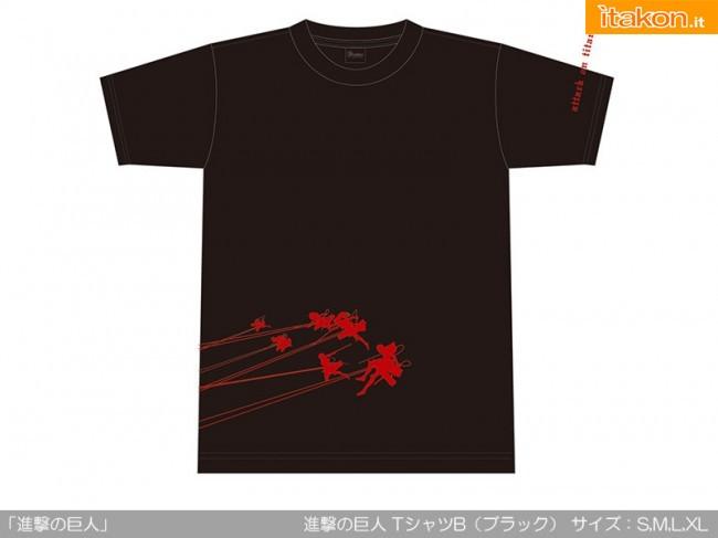 Link a shingeki no kyojin t shirt – GSC 2