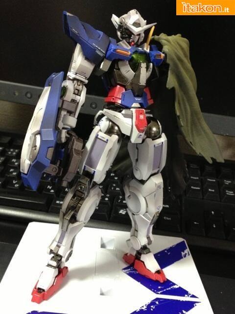 Metal Build Gundam Exia Repair I di Bandai - In dirittura d'arrivo