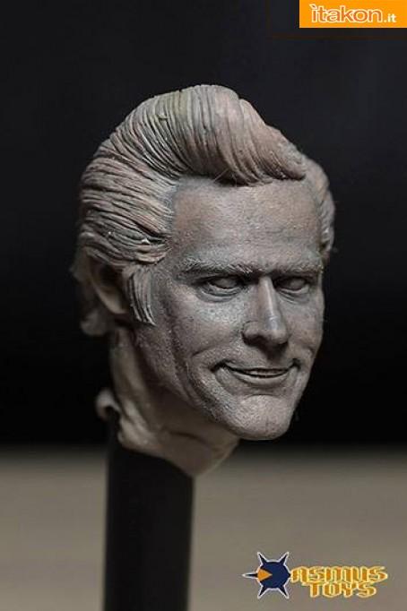 Asmus Toys: Ace Ventura Pet Detective (Jim Carrey) 1/6 - Work in Progress secondo volto