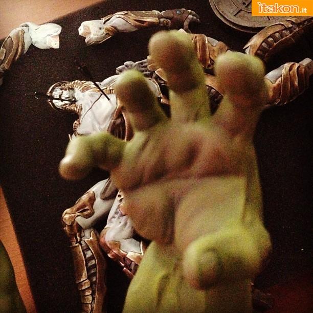 The Avengers: Hulk 1/6 diorama di Iron Studios - Nuovo teaser