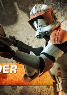 Star Wars: In arrivo la Premium Format di Commander Cody di Sideshow