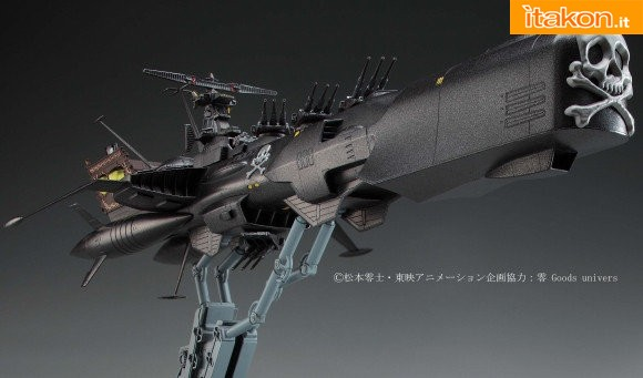 Link a Space Pirate Captain Harlock Arcadia (1)