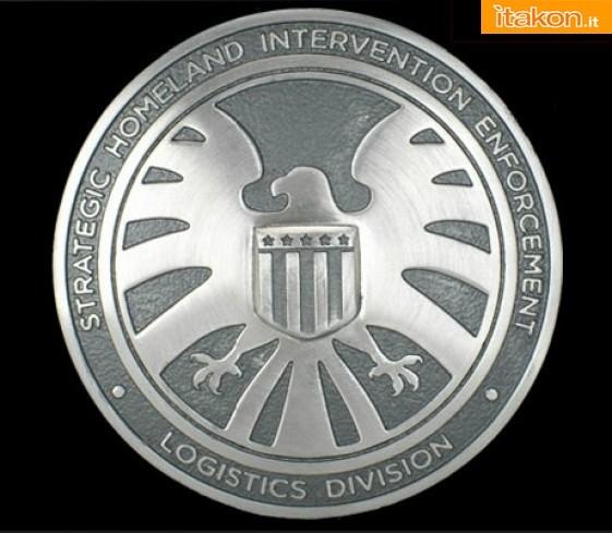 Coulson S.H.I.E.L.D. Agent Badge & I.D. Card exclusive