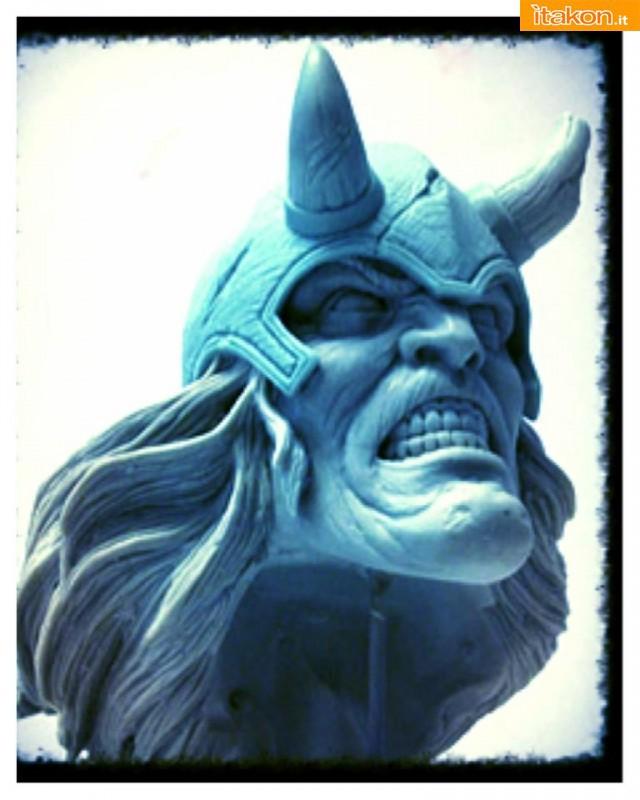 New Conan Sacrifice statue di ARH Studios Statue - Anteprima