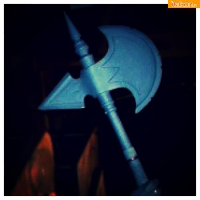 Conan Sacrifice diorama 1/4 di ARH Studios - Anteprima