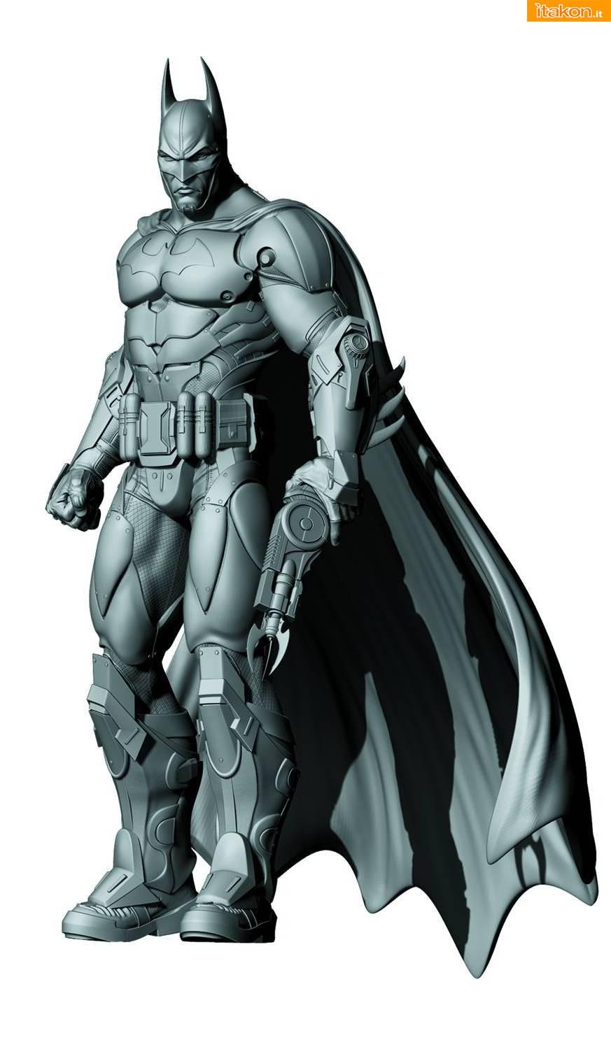 Link a Batman Arkham City: Armored Batman statue di DC Collectibles – Anteprima