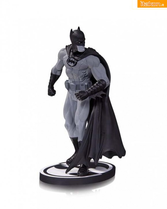 Link a DC Comics Batman, Superman ed il busto di Sinestro di DC Collectibles  (2)
