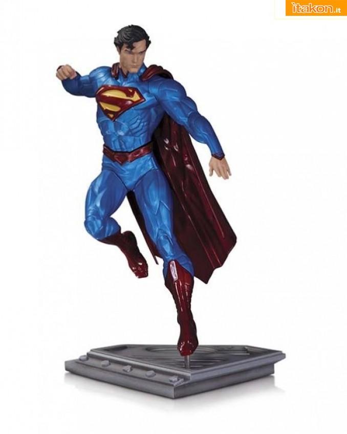 Link a DC Comics Batman, Superman ed il busto di Sinestro di DC Collectibles  (3)