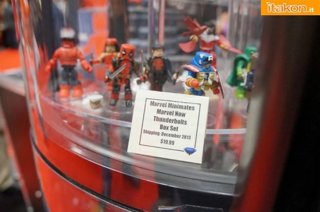 NYCC 2013: Diamond Select con Minimates, Busti e altro 07