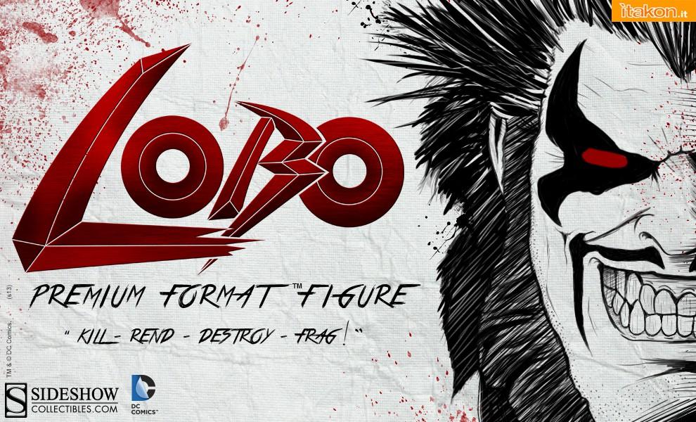 Link a Spooktacular 2013: Lobo Premium Format di Sideshow – Sneak Peek