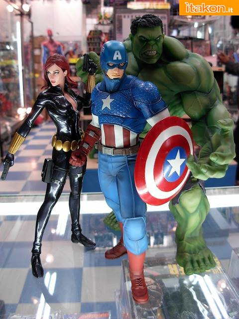 Link a Marvel Now Avengers (2)