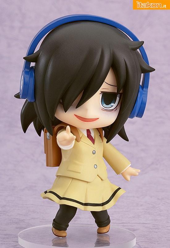Link a Watamote nendoroid Tomoko Kuroki good smile company 1