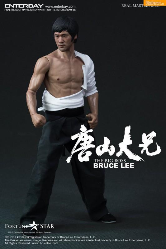 Enterbay - Bruce Lee Big Boss 07