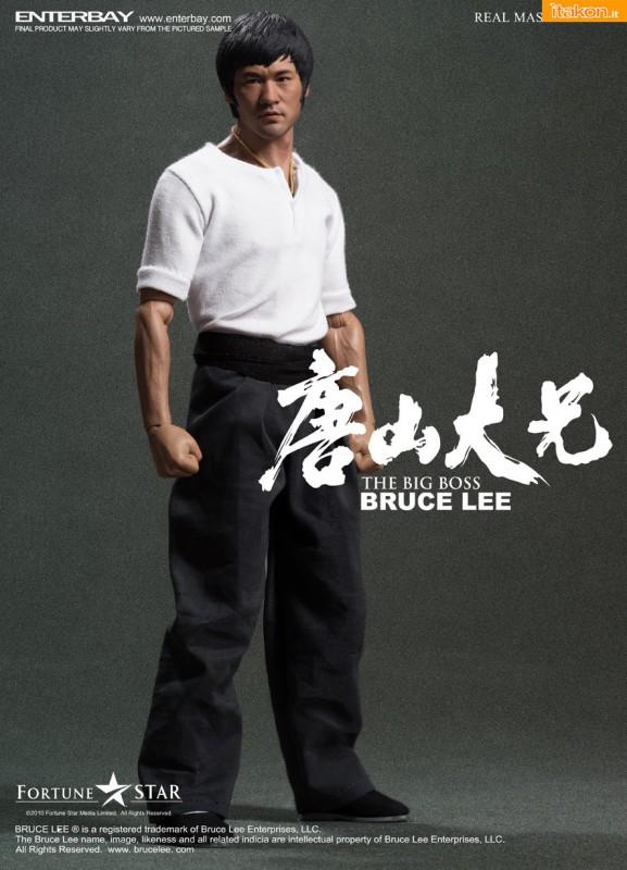 Enterbay - Bruce Lee Big Boss 04