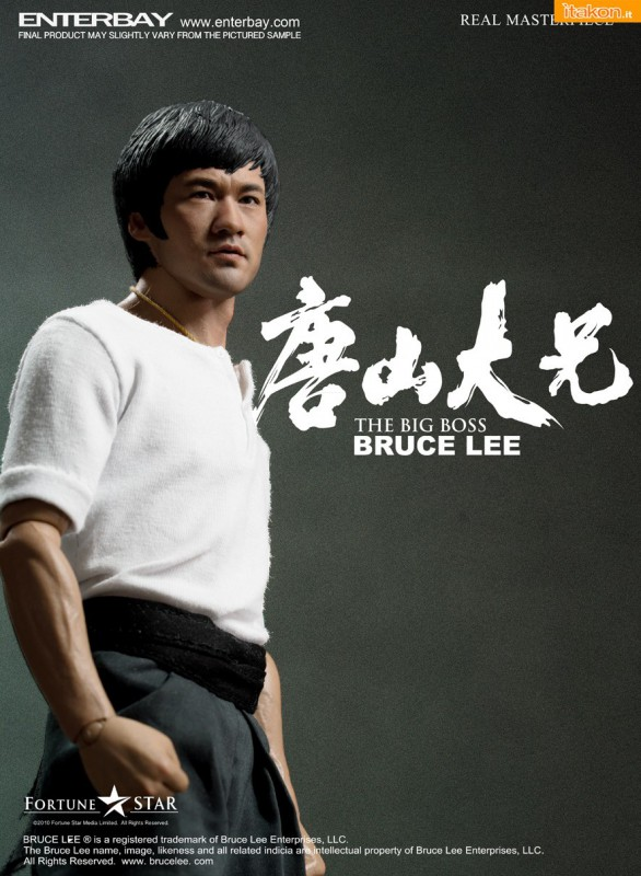 Enterbay - Bruce Lee Big Boss 03
