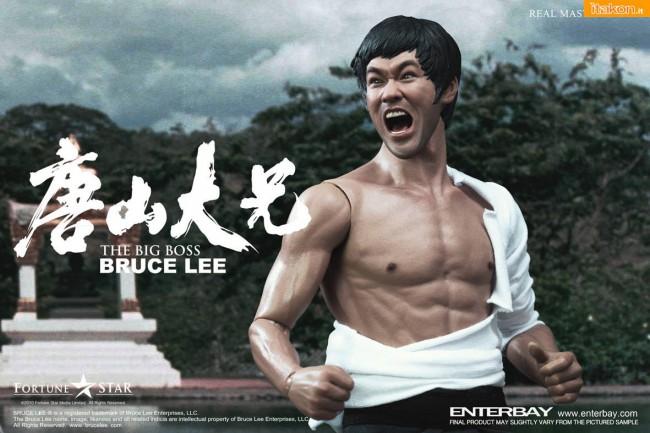Enterbay - Bruce Lee Big Boss 02