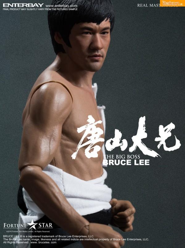 Enterbay - Bruce Lee Big Boss 06