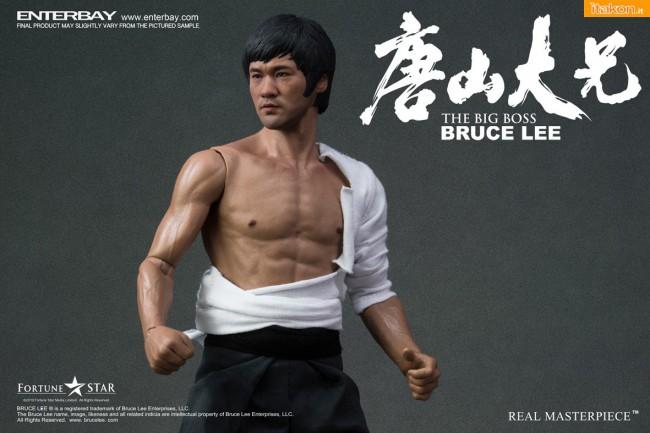 Enterbay - Bruce Lee Big Boss 08