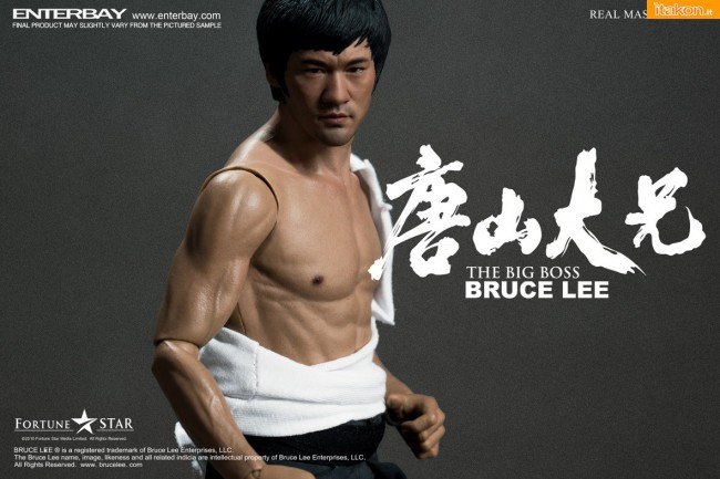 Enterbay - Bruce Lee Big Boss 05