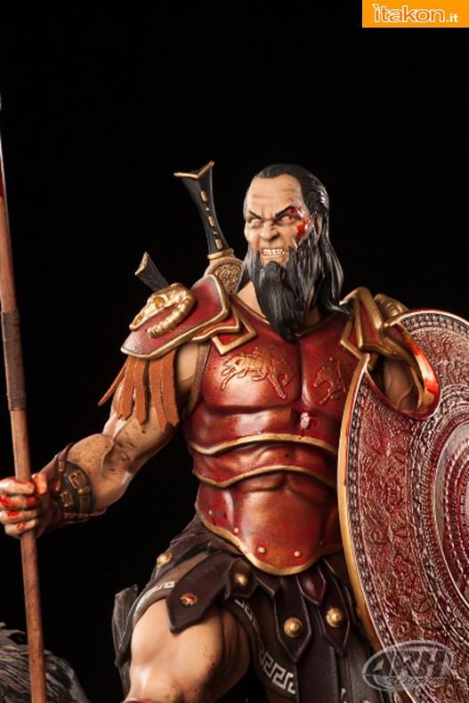ARH Studios: Ares God of War 1/4 statue - Immagini ...