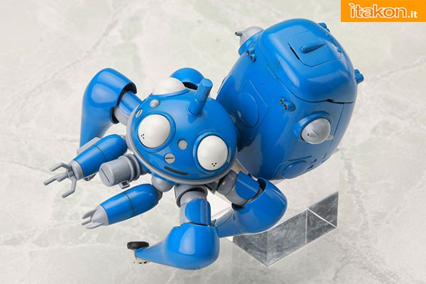 Link a Ghost in the Shell S.A.C. Tachikoma Plastic Kit with Motoko e Batou di Kotobukiya in preordine 5