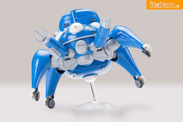 Link a Ghost in the Shell S.A.C. Tachikoma Plastic Kit with Motoko e Batou di Kotobukiya in preordine 9