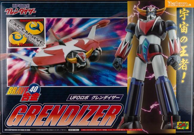 CM'S Grendizer - Brave Gokin 40 - box1