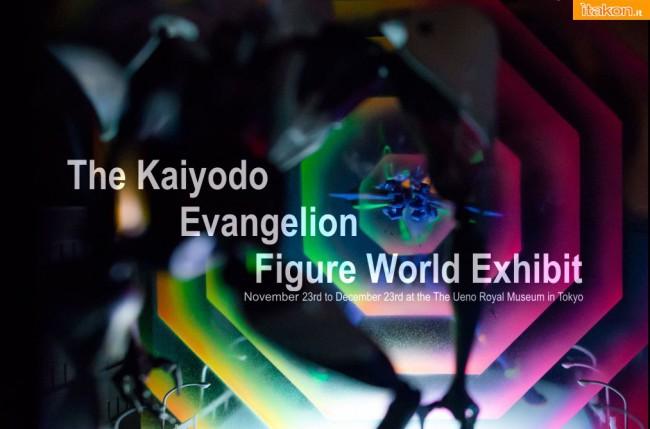 Kaiyodo Evangelion Exhibit Slide1