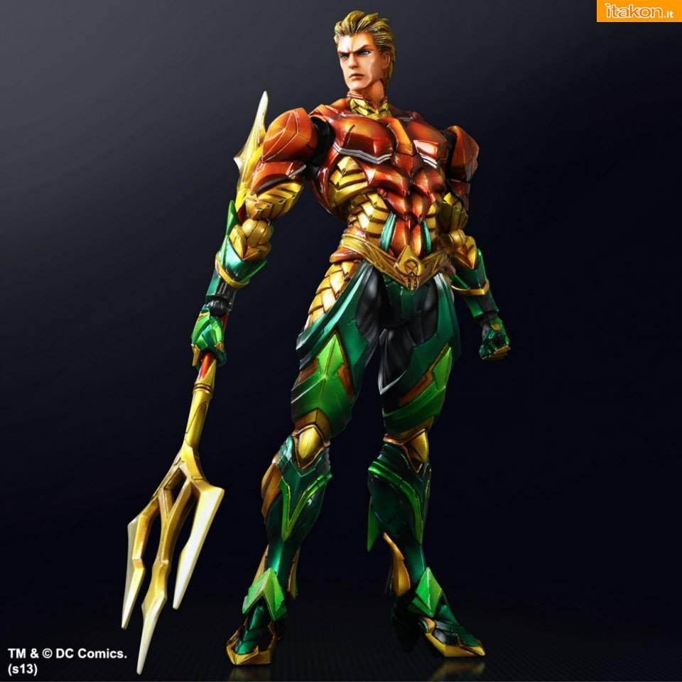 Link a Play-Arts-Kai-DC-Variant-Aquaman-1