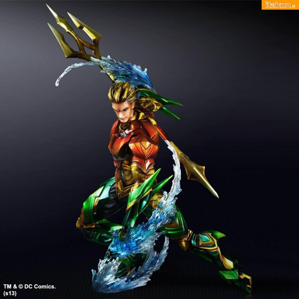 Link a Play-Arts-Kai-DC-Variant-Aquaman-2