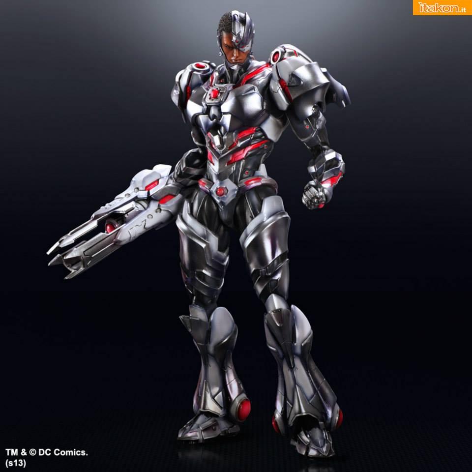 Link a Play-Arts-Kai-DC-Variant-Cyborg-1