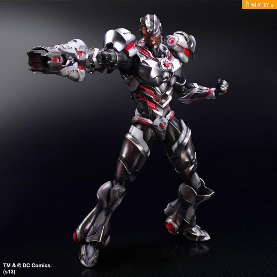 Link a Play-Arts-Kai-DC-Variant-Cyborg-2