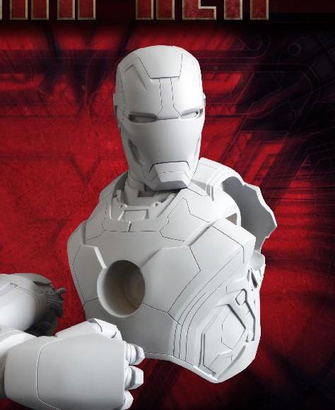 iron man mark42 imaginarium art statue 02