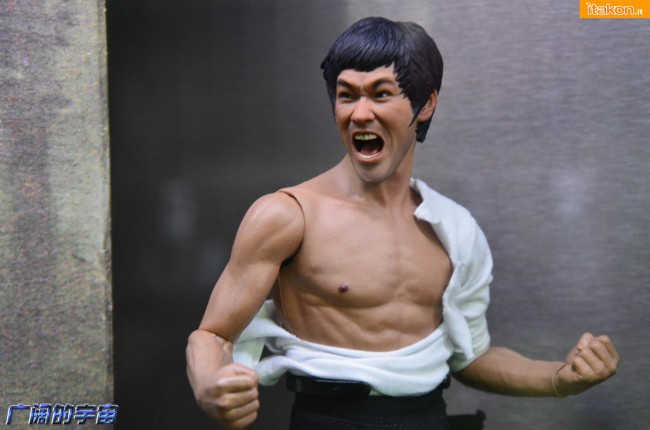bruce lee enterbay big boss 10
