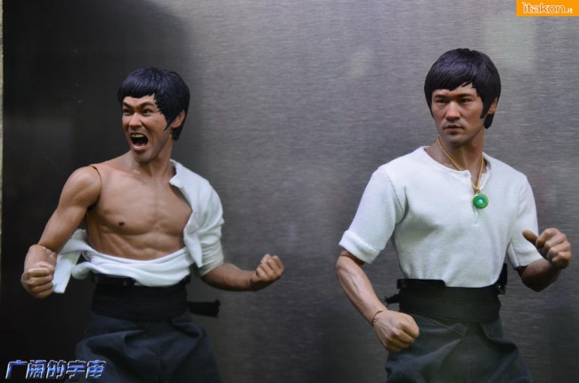 bruce lee enterbay big boss 11