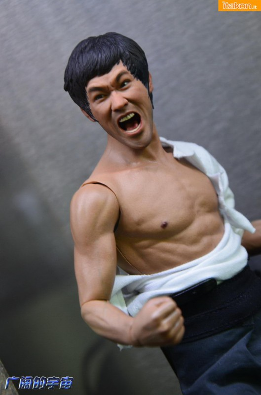 bruce lee enterbay big boss 09